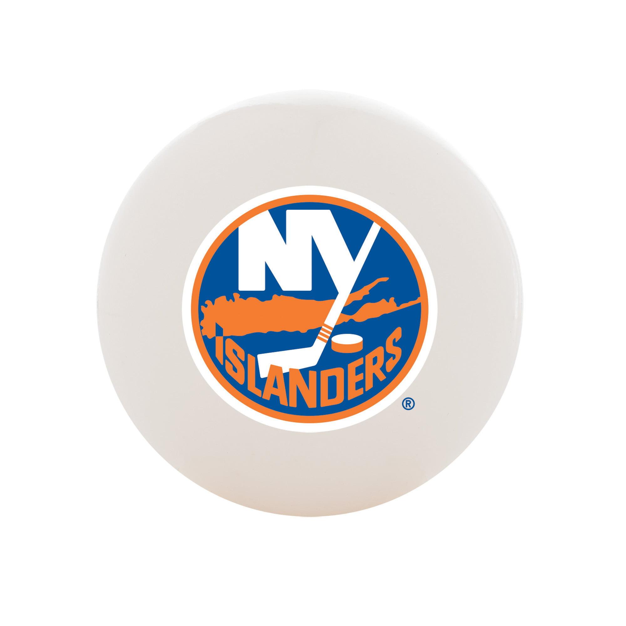Franklin Sports NHL New York Islanders Street Hockey Ball