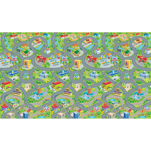 PlaSmart Happyville Smart Mat Play Mat