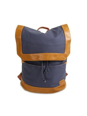 J World Alex Canvas Backpack, Multiple Colors