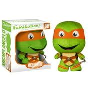 Teenage Mutant Ninja Turtles Michelangelo 6 Fabrikation Soft Sculpture Figure