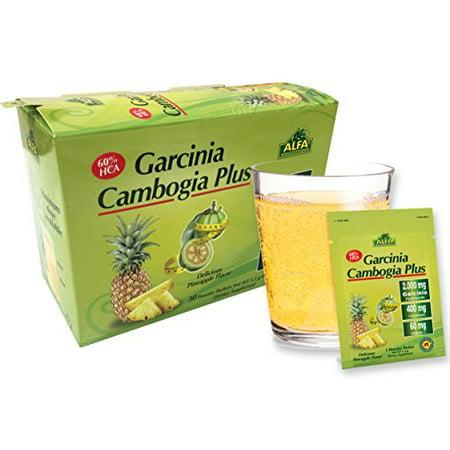 Garcinia Cambogia - Powder 5.5 g -30 packets