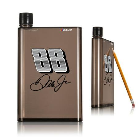 Dale Earnhardt Jr 88 14oz A5 Smoke Flat Water Bottle