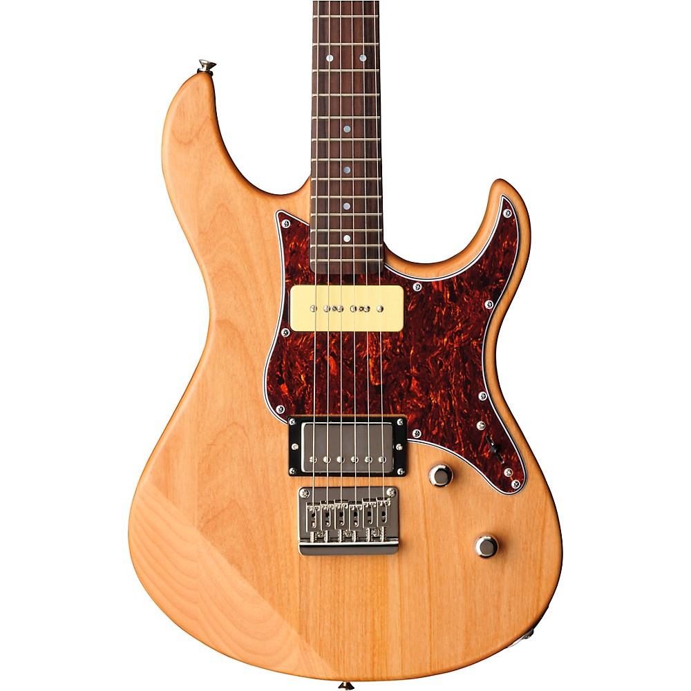 Yamaha Pacifica 311 Electric Guitar Yellow Natural Satin