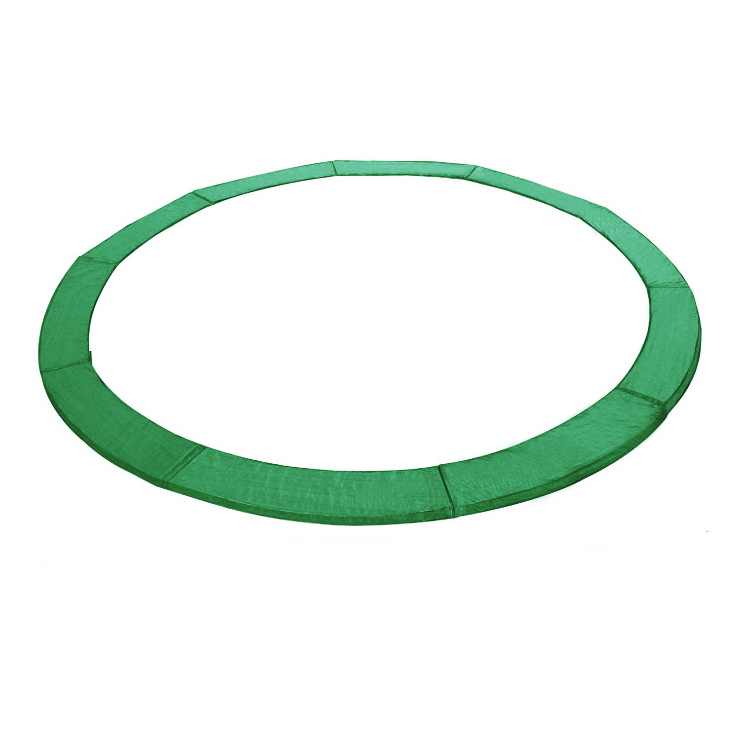 Trampoline Replacement Safety Pad Frame Spring Round Cover, 12-Foot, Green