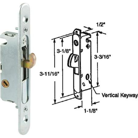 Prime Line 153554 Mortise Patio Lock