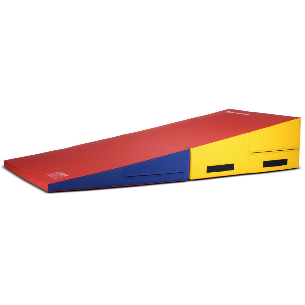 We Sell Mats Folding Gymnastics Incline Mat, Large Plus, ...