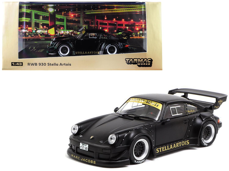 Tarmac Works Porsche Rwb 930 Stella Artois 1//43