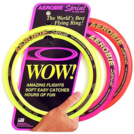Aerobie Sprint Ring, Colors May Vary - image 1 of 1