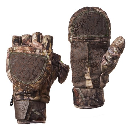2646e684aef7a Mossy Oak Breakup Country Men s Midweight Gloves – Walmart Inventory ...