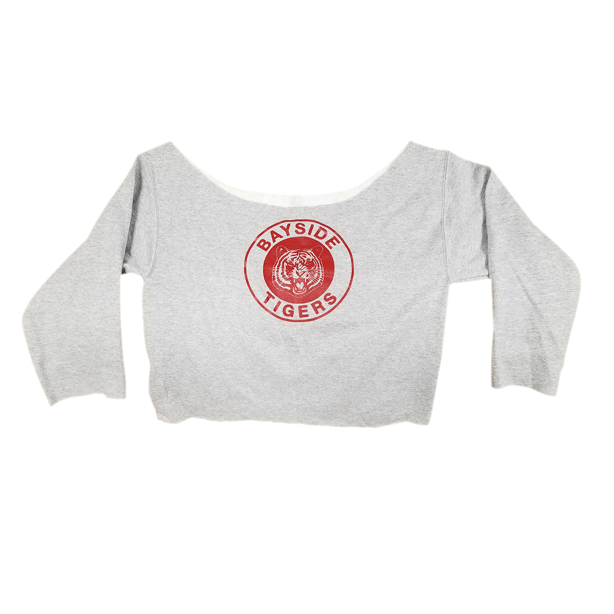 Kelly Kapowski Sweatshirt WIDE NECK Bayside Tigers Costume Saved By ...