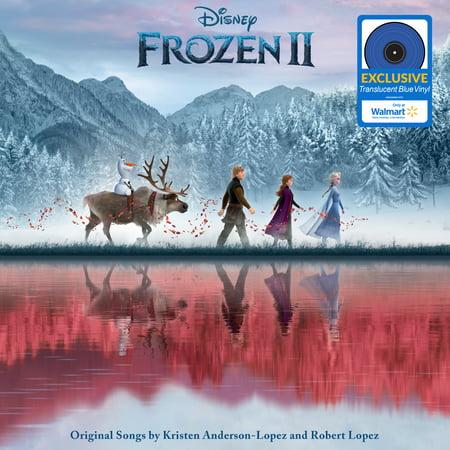 Frozen 2: The Songs (Various Artists) (Walmart Exclusive) (Vinyl)