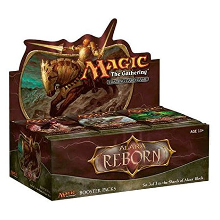 Magic the Gathering Alara Reborn Booster Pack 15 Cards By Wizards of the (Magic The Gathering Booster Packs For Sale)