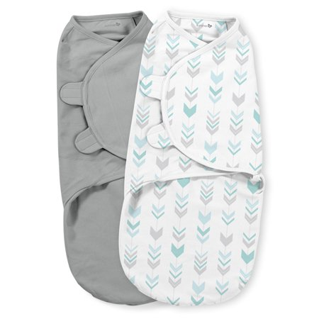 Summer SwaddleMe Original Sm 2pk Teal