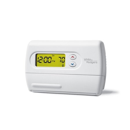 WHITE RODGERS THERMOSTAT SINGLE STAGE PROGRAMMABLE 5+1+1