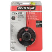 New Stens Pivotrim X3 Trimmer Head 385-897 Universal most gas, straight and curved shaft trimmers, Easy Installation, Quick and easy line loading