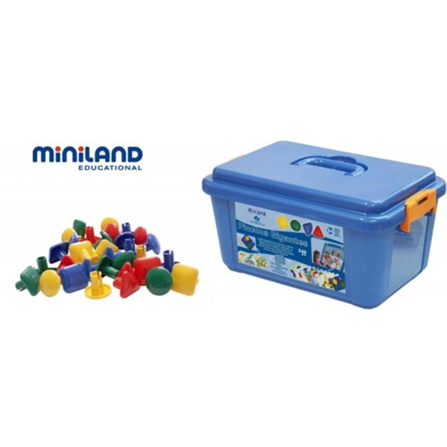 Miniland Educational 95072 240 super pegs / container