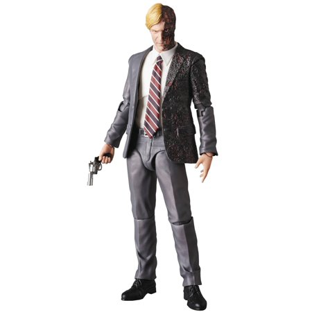 DC MAFEX Harvey Dent (Two-Face) Action - Harvey Dent Costume