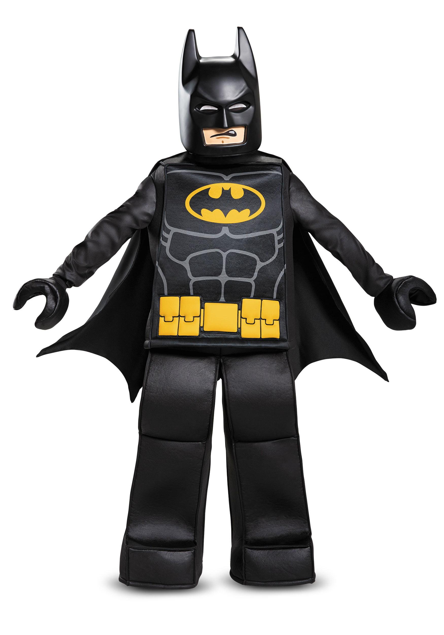 Boys Prestige LEGO Batman Costume - Walmart.com