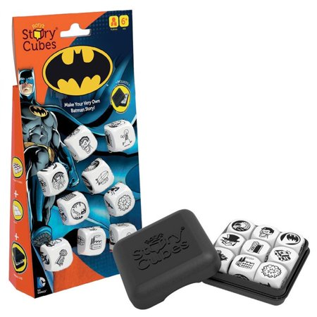 Toy Story 3 Halloween Games (Rory's Story Cubes: Batman Creativity Hub Store DC Comics Dice Game Set Cubes)