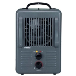 OPTIMUS H3000 HEATER PORTABLE UTILITY WITH THERMOSTAT