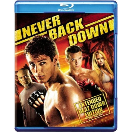 Never Back Down (Unrated Extended Beat Down Edition) (Blu-ray) (With INSTAWATCH) (Anamorphic Widescreen)
