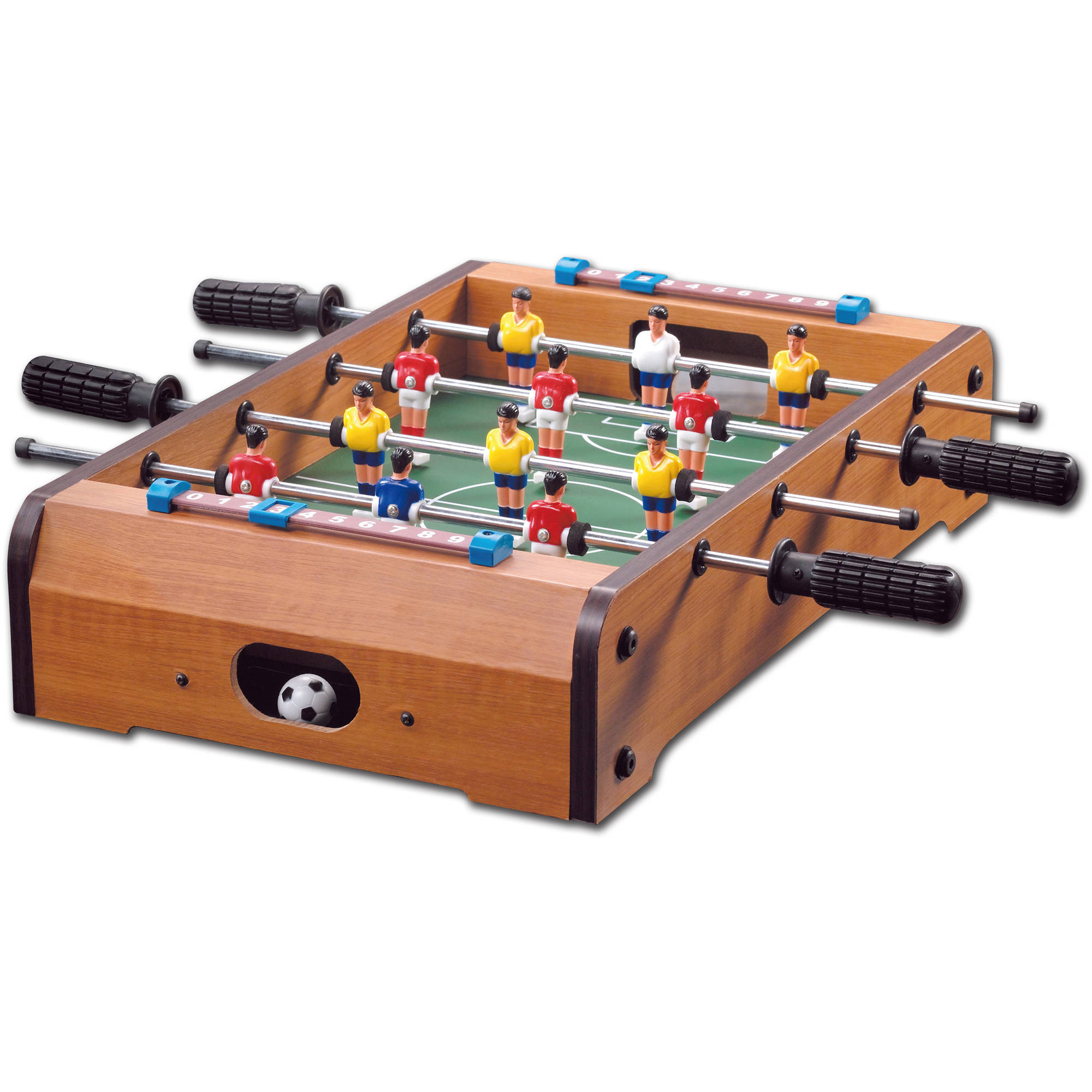 Giant Wood Foosball Table with Legs, 27""