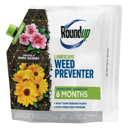 Roundup Landscape Weed Preventer Granular, 5.37 lb 4385106