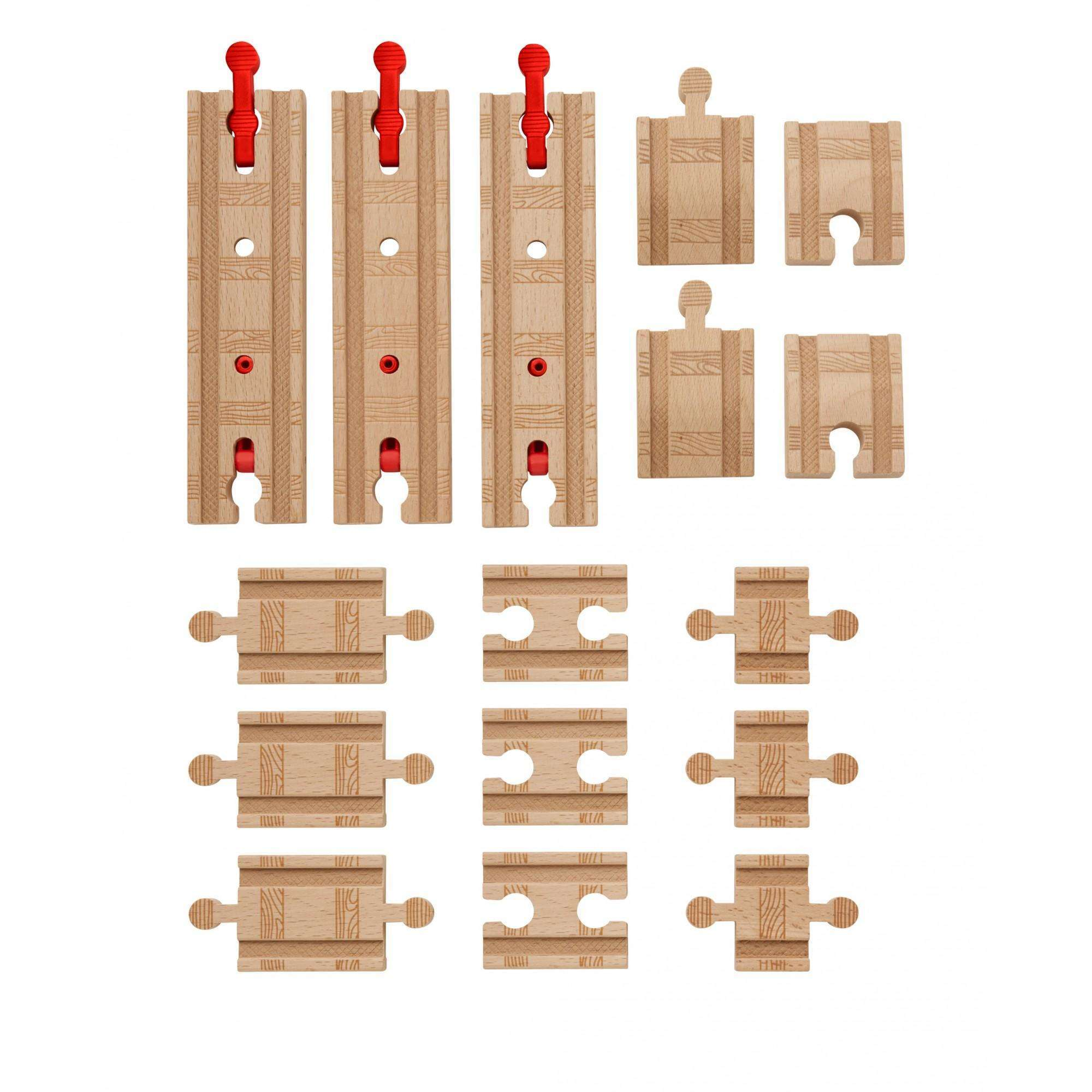 Thomas & Friends Wooden Railway Sure-Fit Track Pack