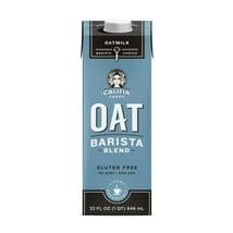 Non-Dairy Milks: Califia Farms Barista Blend