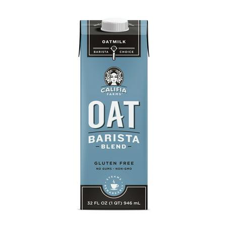Califia Farms Barista Blend Oat Milk - 1qt