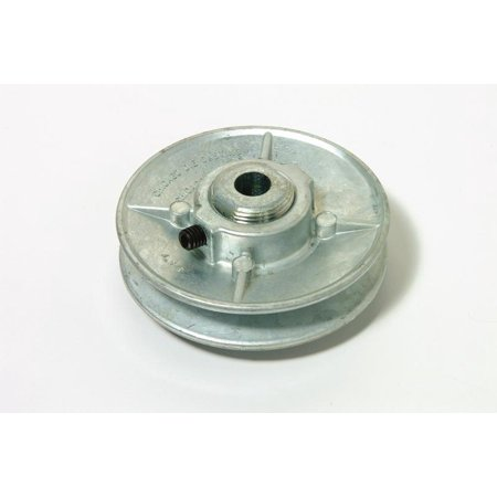 Pps Packaging 87303 Evaporated Cooler Motor Pulley, 3-1/4 x 1/2-In