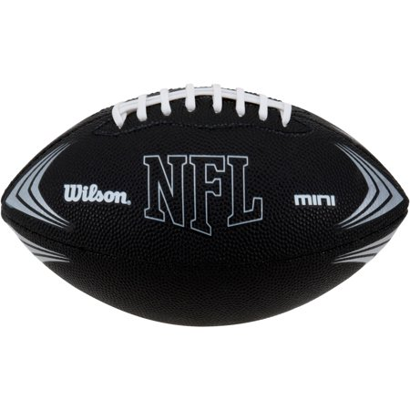 Wilson Sporting Goods NFL Mini Rubber Youth Football](Baltimore Ravens Football)