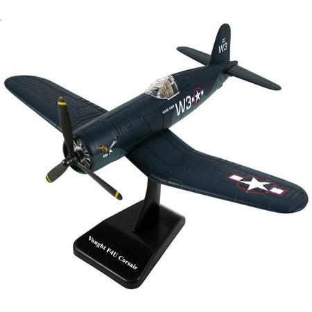 NewRay 1/48 WWII Plane Model Kit: Chance Vought F4U Corsair (F4u Corsair Aircraft)