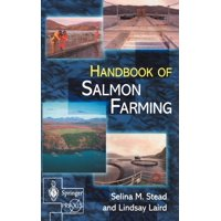 The Handbook of Salmon Farming (Hardcover)