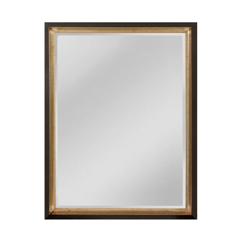 "Mirror Masters MW4056C Whitfield 21"" Rectangular Mirror with Decorative Frame by Mirror Masters"