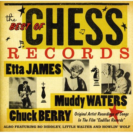 Best Of Chess: Original Versions Of Songs In Cadillac Records (CD) - Best Halloween Songs For Adults
