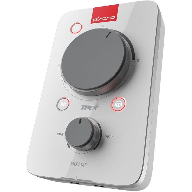 Astro MixAmp Pro TR Headphone Amplifier - White