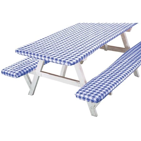 Deluxe Picnic Table Cover Set Of 3 Walmart Com