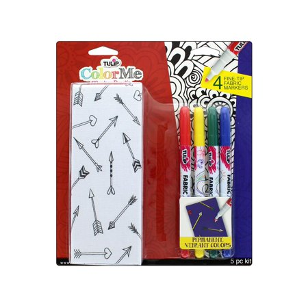 Tulip Color Me Kit Fabric Marker Box