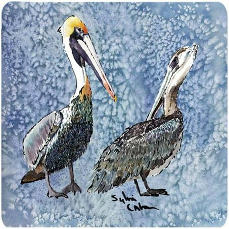 Bird - Pelican Foam Coasters - Set 4 - image 1 de 1