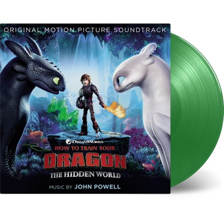 How to Train Your Dragon: The Hidden World (Original Motion Picture Soundtrack) (Vinyl) (Limited Edition) ()