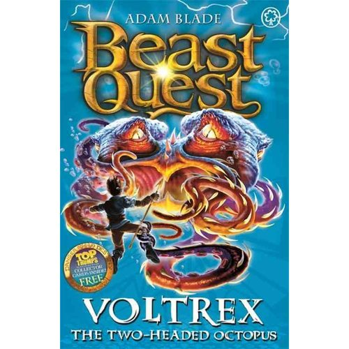 Voltrex the Two-headed Octopus