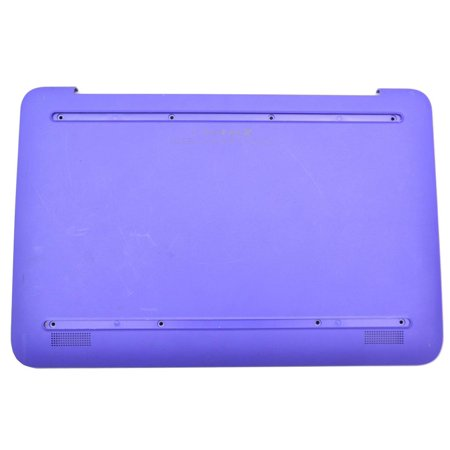 911363-001 HP Stream 14 14T Series Violet Purple Laptop Lower Bottom Base Cover Laptop Base Assembly - Used Very Good