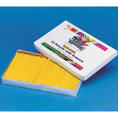 Color Splash! Pencils PlusPack, Pack of 144