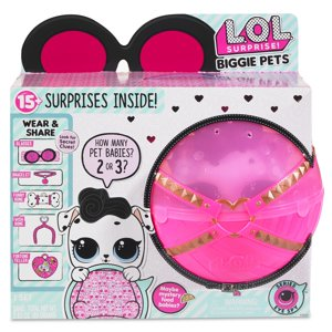 L.O.L. Surprise Biggie Pet- Dollmation