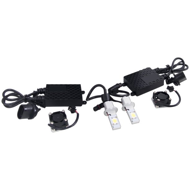 Street Vision SVH1LEDKIT H1 5500K True Led Headlight Kit *Pair*