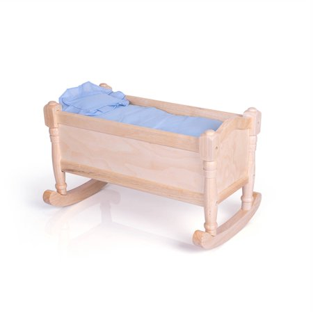 Click here for Guidecraft G98112 Natural Doll Cradle prices