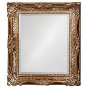 "Howard Elliott 4028 Thames 34"" x 28"" Scroll Mirror"