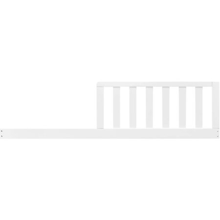 Baby Relax Toddler Guard Rail, Pure white