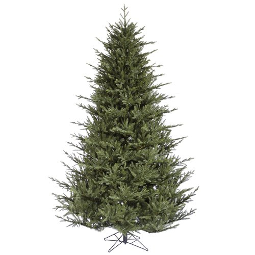 The Holiday Aisle 12' Itasca Frasier Christmas Tree with Stand